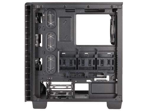 Корпус Corsair Carbide Series Quiet 400Q без б.п., черный, вид 4