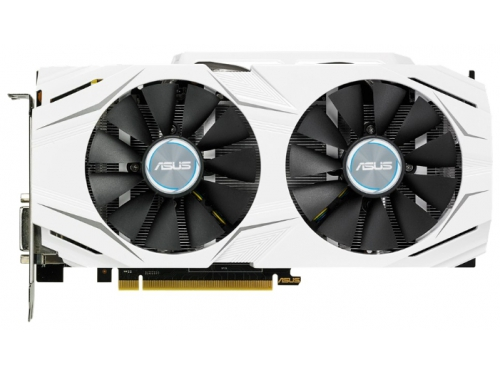 Видеокарта GeForce Asus GeForce GTX 1070 1582Mhz PCI-E 3.0 8192Mb 8008Mhz 256 bit DVI 2xHDMI HDCP, вид 2