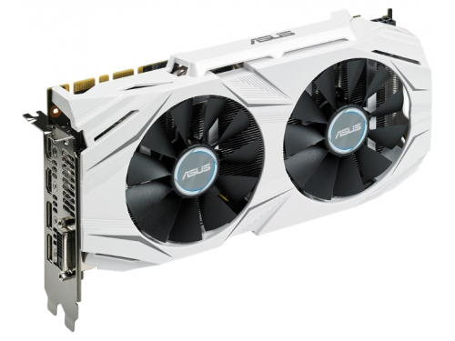 Видеокарта GeForce Asus GeForce GTX 1070 1582Mhz PCI-E 3.0 8192Mb 8008Mhz 256 bit DVI 2xHDMI HDCP, вид 3