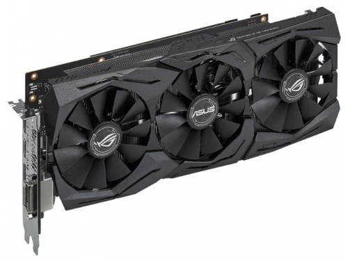 ���������� GeForce ASUS PCI-E NV GTX1060 6144Mb 192b DDR5 D-DVI+HDMI STRIX-GTX1060-6G-GAMING, ��� 2