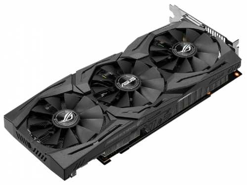 ���������� GeForce ASUS PCI-E NV GTX1060 6144Mb 192b DDR5 D-DVI+HDMI STRIX-GTX1060-6G-GAMING, ��� 3