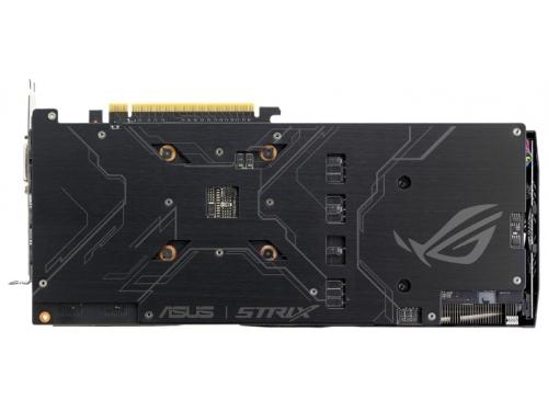 Видеокарта GeForce ASUS PCI-E NV GTX1060 6144Mb 192b DDR5 D-DVI+HDMI STRIX-GTX1060-6G-GAMING, вид 4