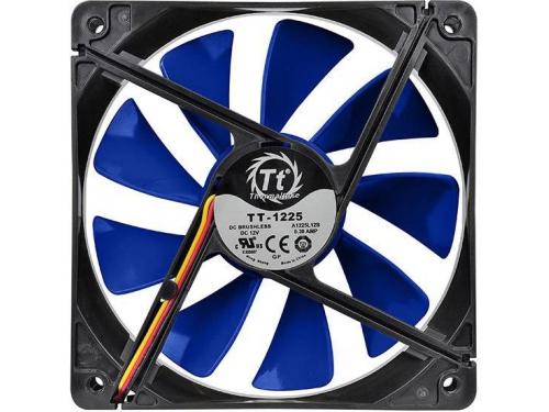 Кулер Thermaltake Pure Fan 120mm, синий, вид 3