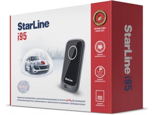 ������������ StarLine i-95, ��� 1