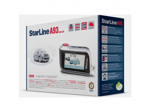 ���������������� StarLine A93, ��� 1