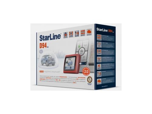 ���������������� StarLine D94 GSM, ��� 1