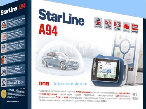 ���������������� StarLine A94, ��� 1