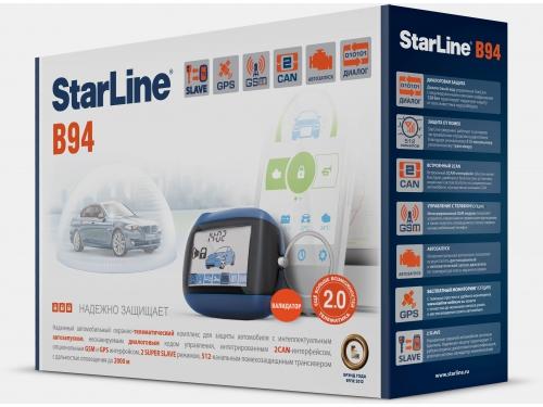 ���������������� StarLine B94 GSM/GPS, ��� 1