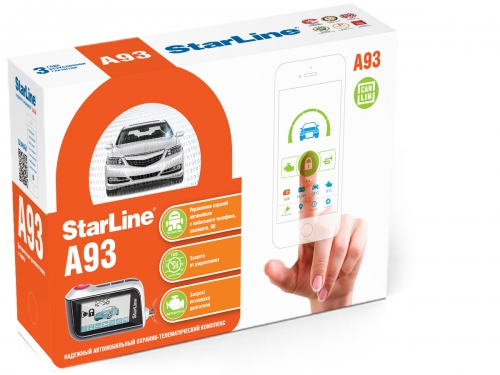 ���������������� StarLine A93 CAN+LIN, ��� 1