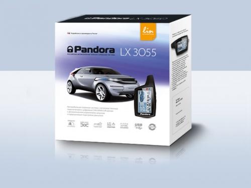 ���������������� Pandora L� 3055 CAN+LIN, ��� 1
