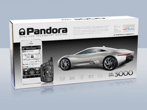 ���������������� Pandora DXL 5000 NEW GSM/GPS, ��� 1