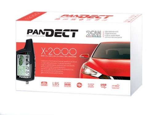 ���������������� Pandect X-2000 GSM, ��� 1