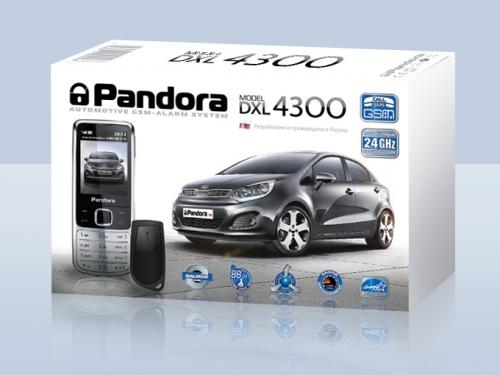 ���������������� Pandora DXL 4300 GSM, ��� 1