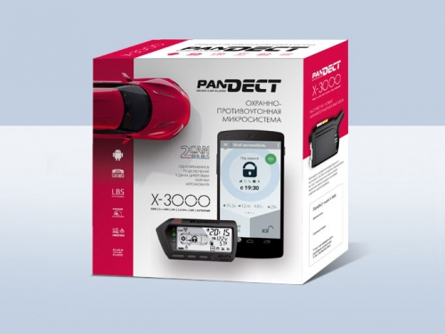 ���������������� Pandect X-3000 GSM, ��� 1