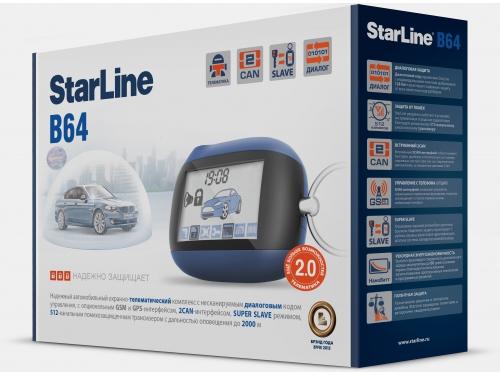 ���������������� StarLine B64, ��� 1