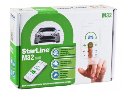 GPS ������ GSM ������ StarLine M32T CAN, ��� 1