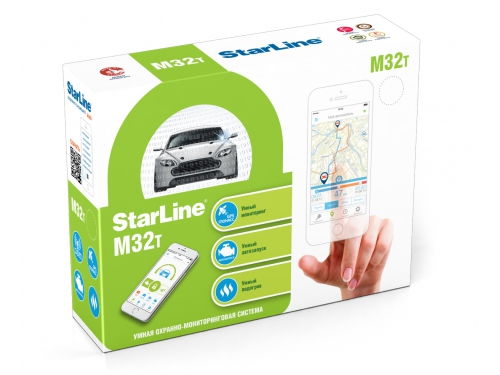 GPS ������ GSM ������ StarLine M32T, ��� 1