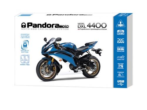 ���������������� ���������������� Pandora DXL 4400 MOTO GSM, ��� 1