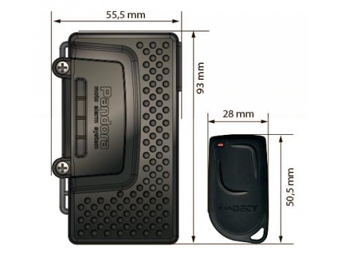 ���������������� ���������������� Pandora DXL 4400 MOTO GSM, ��� 3