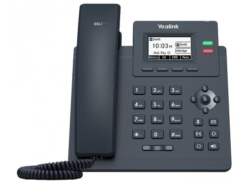 IP-телефон Yealink SIP-T31 черный, вид 2