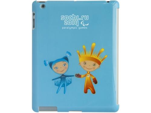 Чехол ipad Сочи2014 PAR-IP5H-BL Blue, вид 1