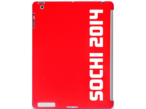 Чехол ipad Сочи2014 SPL-IP5T-RD Red, вид 1