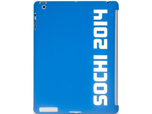Чехол ipad Сочи2014 SPL-IP5T-BL Blue, вид 1