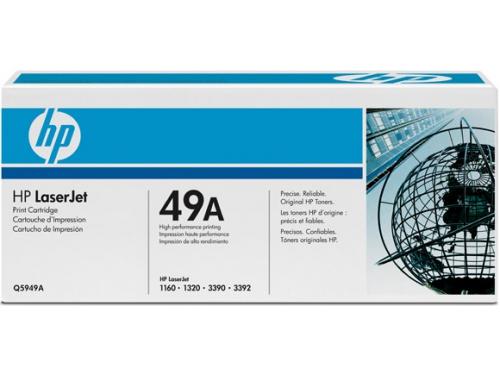Картридж HP 49A Q5949A Black, вид 1