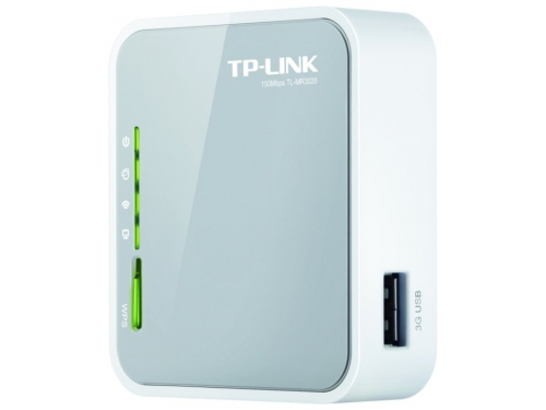 Роутер WiFi TP-LINK TL-MR3020, вид 2