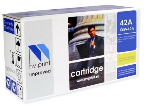 Картридж NV HP №42A (Q5942A), вид 1