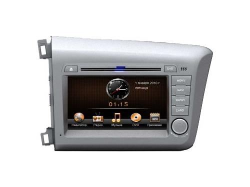 ������� �������� ���������� Intro CHR-3612CV ��� Honda Civic 12+, ��� 1