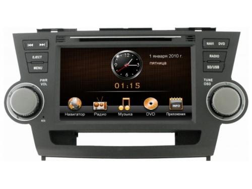 ������� �������� ���������� Intro CHR-2298HL ��� Toyota Highlander (08-13) , ��� 1