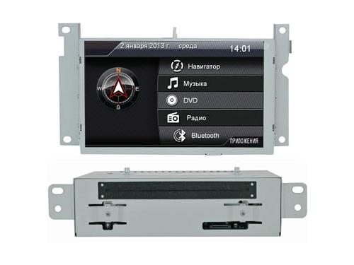 ������� �������� ���������� Incar CHR-6246 DS ��� Citroen DS5, ��� 1