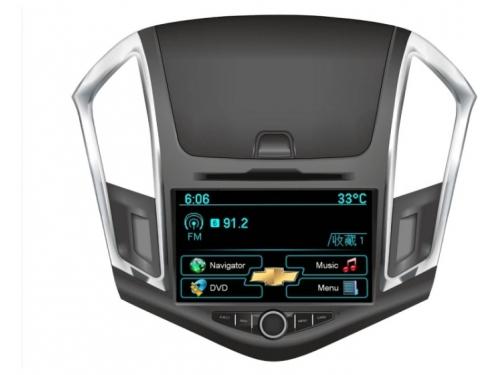 ������� �������� ���������� Incar CHR-3113 CZ ��� Chevrolet Cruze 13+, ��� 1