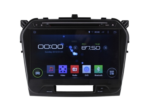 ������� �������� ���������� Incar AHR-0782 Android 4.4.4/1024*600,wi-fi  Suzuki Vitara 15+, ��� 1