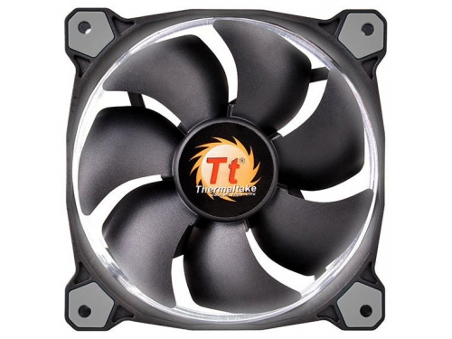 Кулер Thermaltake Riing 14 LED, белый, вид 2