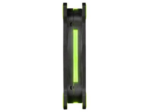 Кулер Thermaltake Riing 14 LED+LNC, зеленый, вид 3