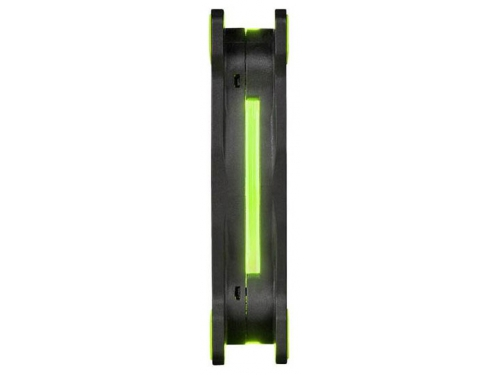 Кулер Thermaltake Riing 12 LED+LNC (120mm), зеленый, вид 3