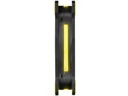 Кулер Thermaltake Riing 12 LED+LNC (120mm), желтый, вид 2