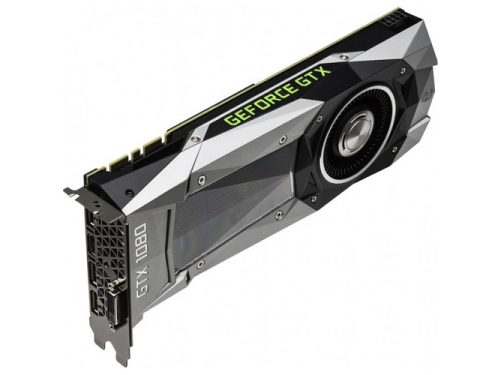 Видеокарта GeForce Inno3D GeForce GTX 1080 1607Mhz PCI-E 3.0 8192Mb 10000Mhz 256 bit DVI HDMI HDCP, вид 2