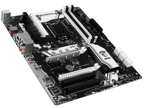 ����������� ����� MSI E3 KRAIT Gaming V5 (ATX, LGA1151, Intel C232, 4xDDR4), ��� 3