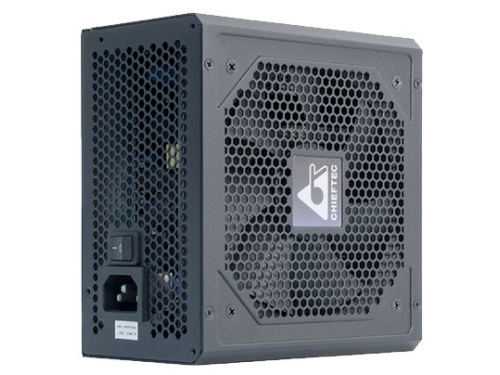 Блок питания Chieftec GPE-600S 600W (v.2.3, Active PFC, 120mm), вид 1