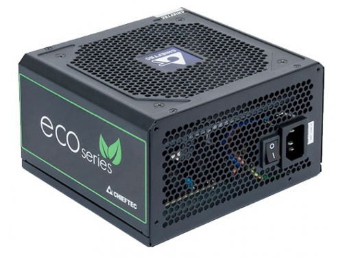 Блок питания Chieftec GPE-600S 600W (v.2.3, Active PFC, 120mm), вид 2