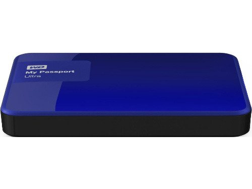 Жесткий диск Western Digital WDBNFV0030BBL-EEUE (3 Тб, 2.5'', внешний, USB3.0), синий, вид 1