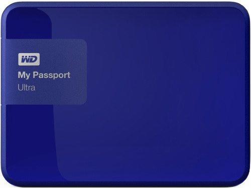 Жесткий диск Western Digital WDBNFV0030BBL-EEUE (3 Тб, 2.5'', внешний, USB3.0), синий, вид 4