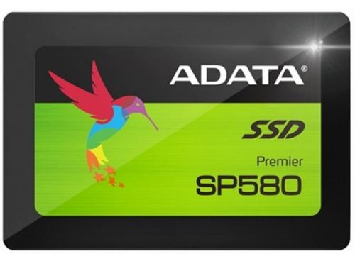 Жесткий диск ADATA Premier SP580 120GB (SSD, SATA3, 2.5'', 7 мм), вид 1