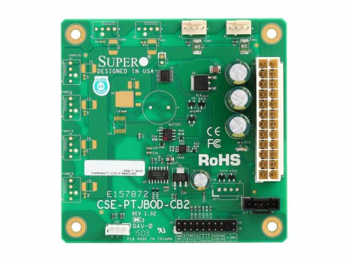 Контроллер Supermicro CSE-PTJBOD-CB2, вид 1