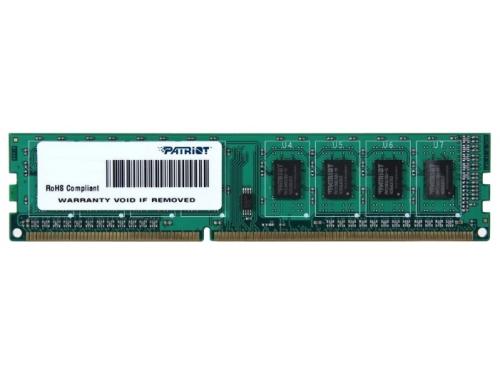 ������ ������ Patriot Memory PSD34G1600L81 (1600Mhz, 1.35V), ��� 1