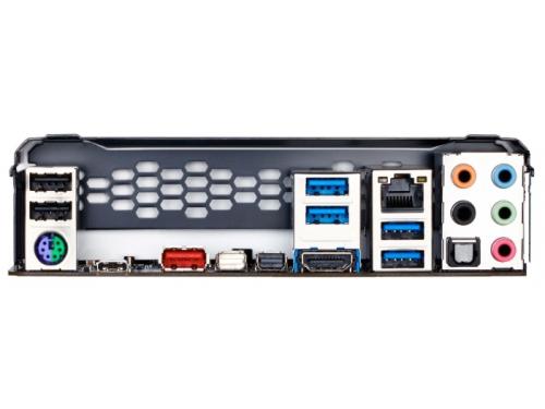 Материнская плата GIGABYTE GA-Z170X-Ultra Gaming (rev. 1.0) (ATX, LGA1151, Intel Z170, 4xDDR4), вид 3