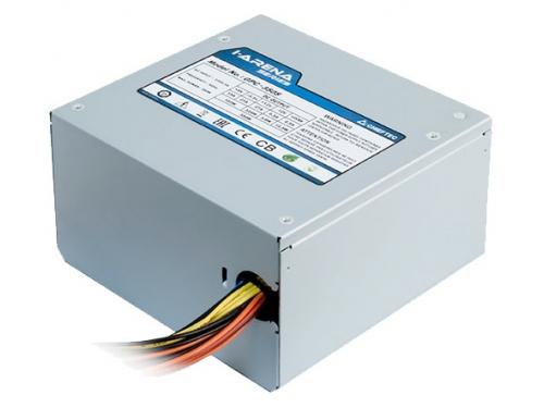 Блок питания Chieftec GPC-450S 450W (GPC-450S), вид 3